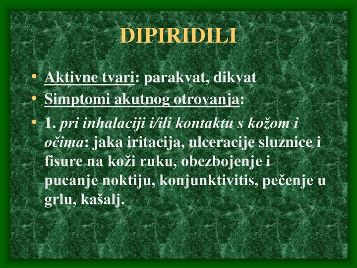 DIPIRIDILI