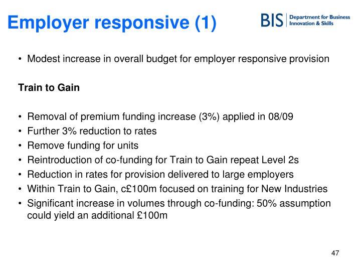 Employer responsive (1)