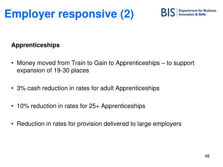 Employer responsive (2)
