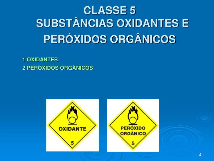 CLASSE 5