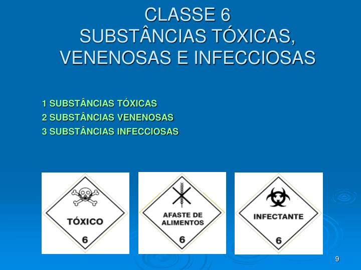 CLASSE 6
