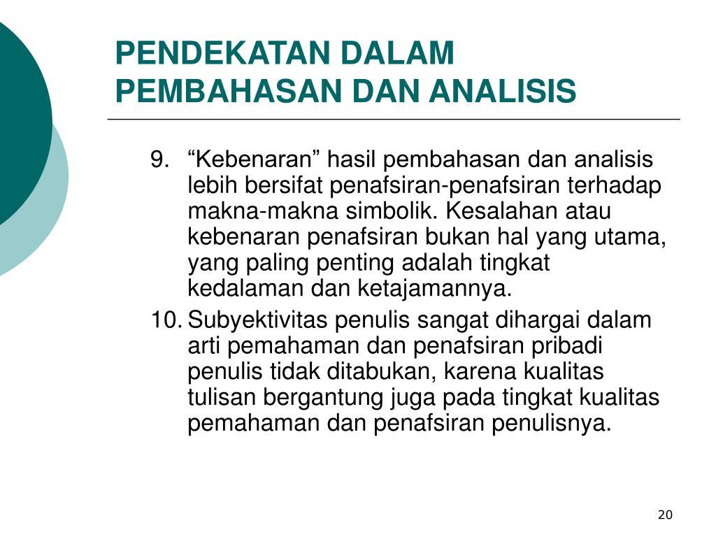 Fifth image of Powerpoint Menentukan Makna Kata Lambang Atau Simbolik with PPT - PENDAHULUAN PENDEKATAN DAN METODOLOGI PowerPoint ...