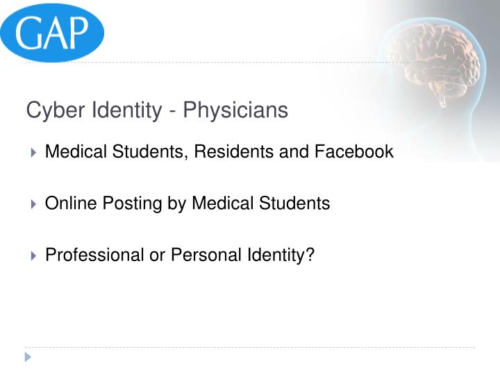 Cyber Identity - Physicians