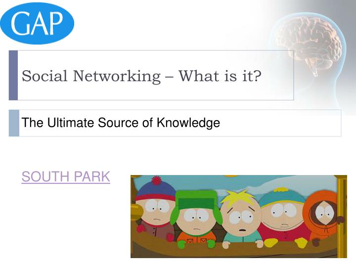 Social Networking – What is it?