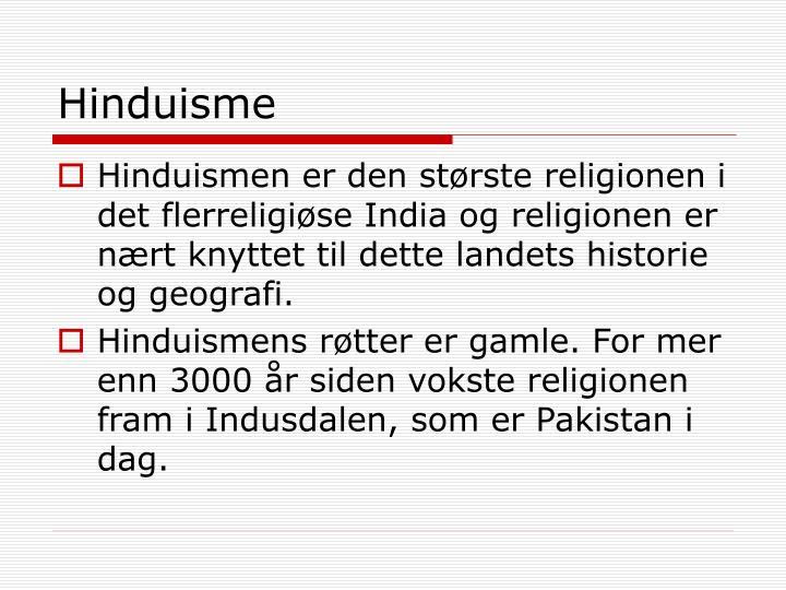 hvilken religion er størst