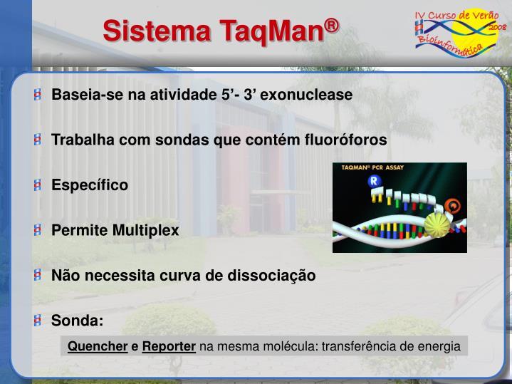 Sistema TaqMan