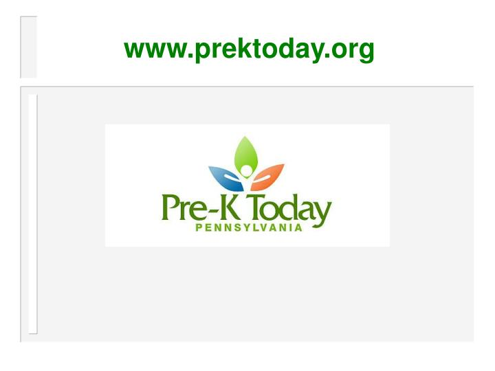 www.prektoday.org