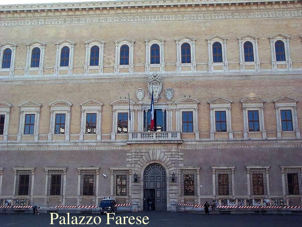 Palazzo Farese