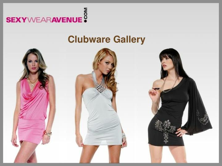 Clubware Gallery
