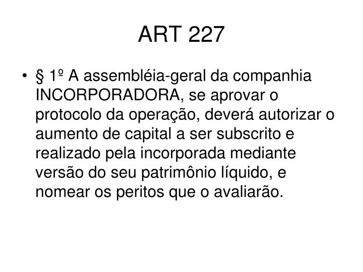ART 227