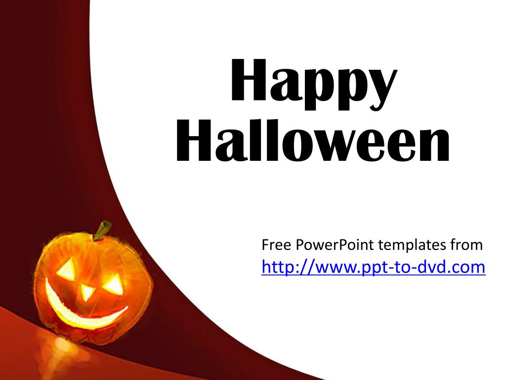 ppt free halloween powerpoint templates powerpoint presentation