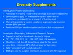 diversity supplements27