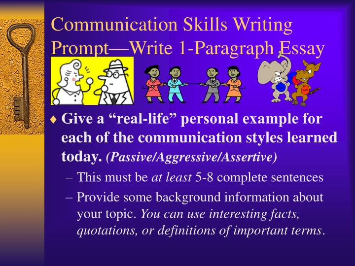 ≡Essays on Communication Skills. Free Examples of Research Paper Topics, Titles GradesFixer