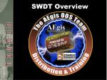 swdt overview