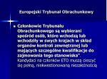 europejski trybuna obrachunkowy7