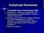 instytucje finansowe2