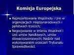 komisja europejska18
