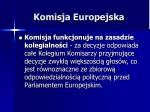 komisja europejska9