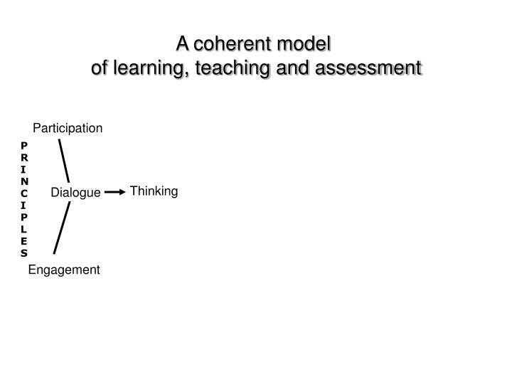 A coherent model