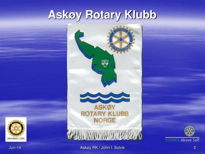 Ask y rotary klubb