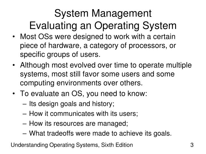 Understanding Operating Systems Download