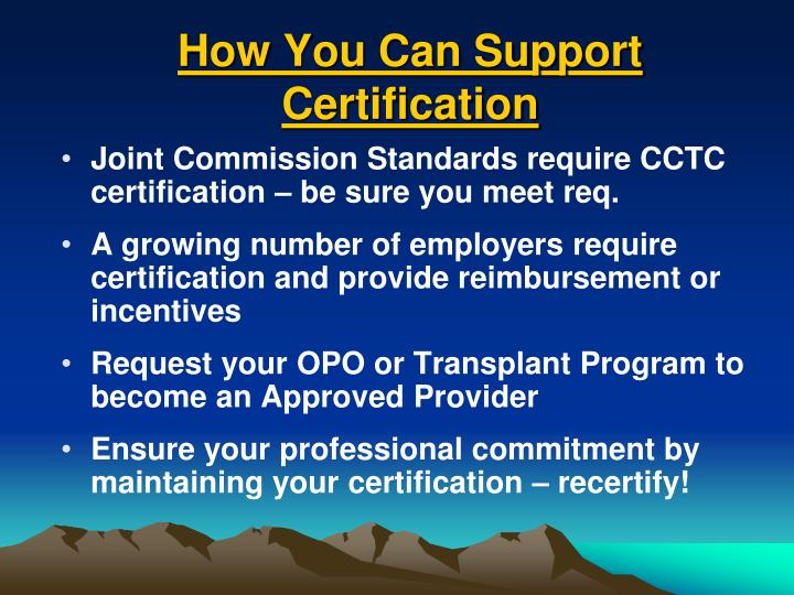 PPT - Certify Today, Succeed Tomorrow PowerPoint Presentation - ID ...