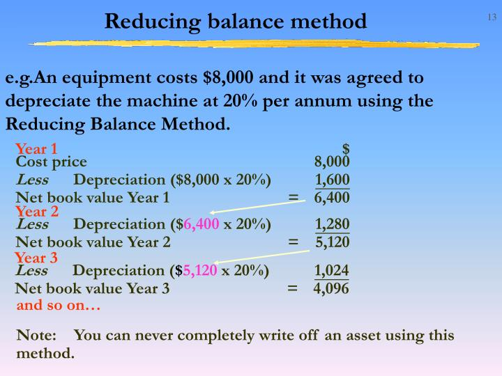 ppt - depreciation  u6298 u820a powerpoint presentation