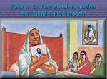 faith in sri ramakrishna guides the humble and innocent