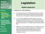 legislation eligible applicants3