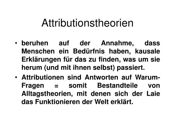 Attributionstheorien1