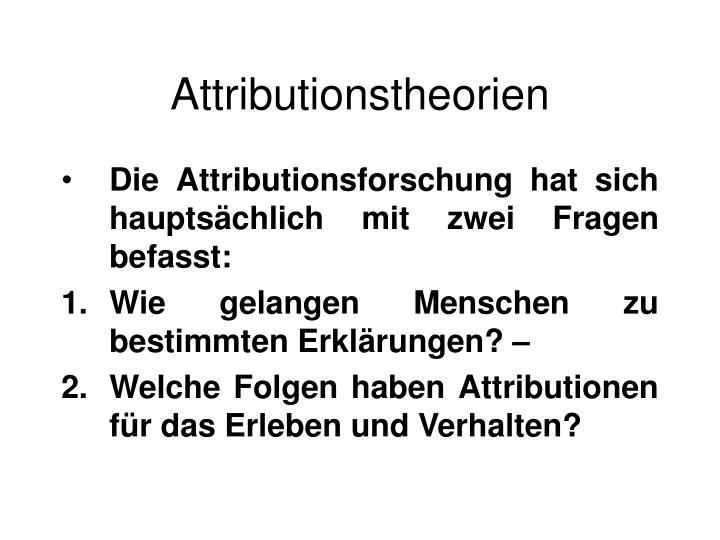 Attributionstheorien2