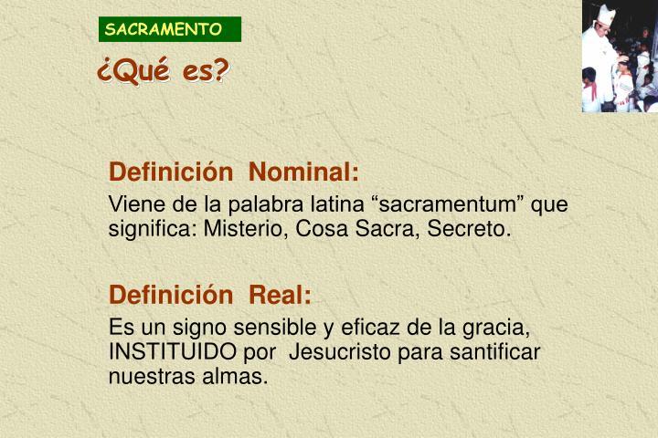 PPT - LOS SACRAMENTOS PowerPoint Presentation - ID:917274
