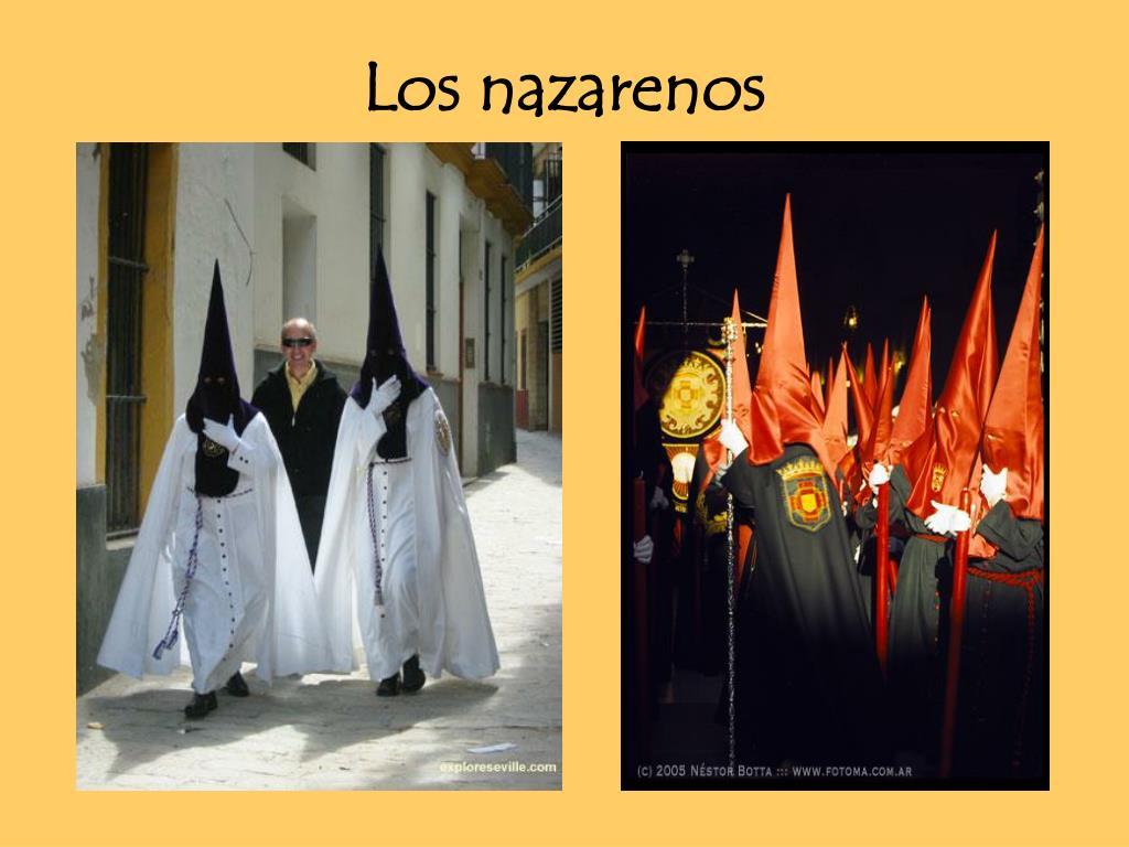 Los nazarenos