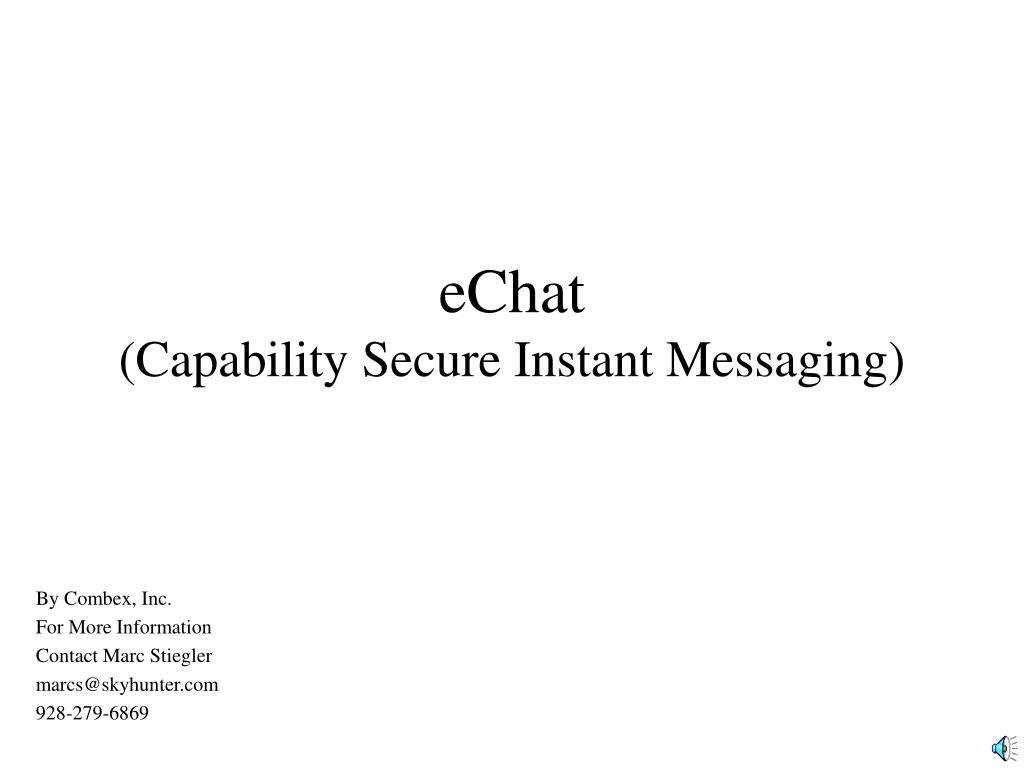 eChat