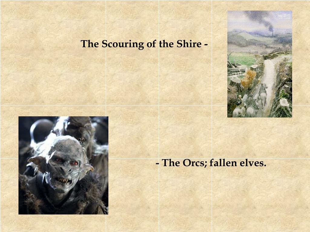 The Scouring of the Shire -