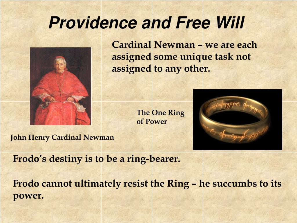 Providence and Free Will