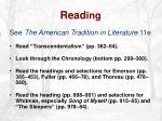 read ing