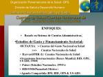 cuentas de salud cuentas nacionales de salud experiencias internacionales13