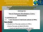 cuentas de salud cuentas nacionales de salud experiencias internacionales15