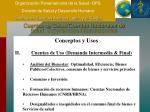 cuentas de salud cuentas nacionales de salud experiencias internacionales3