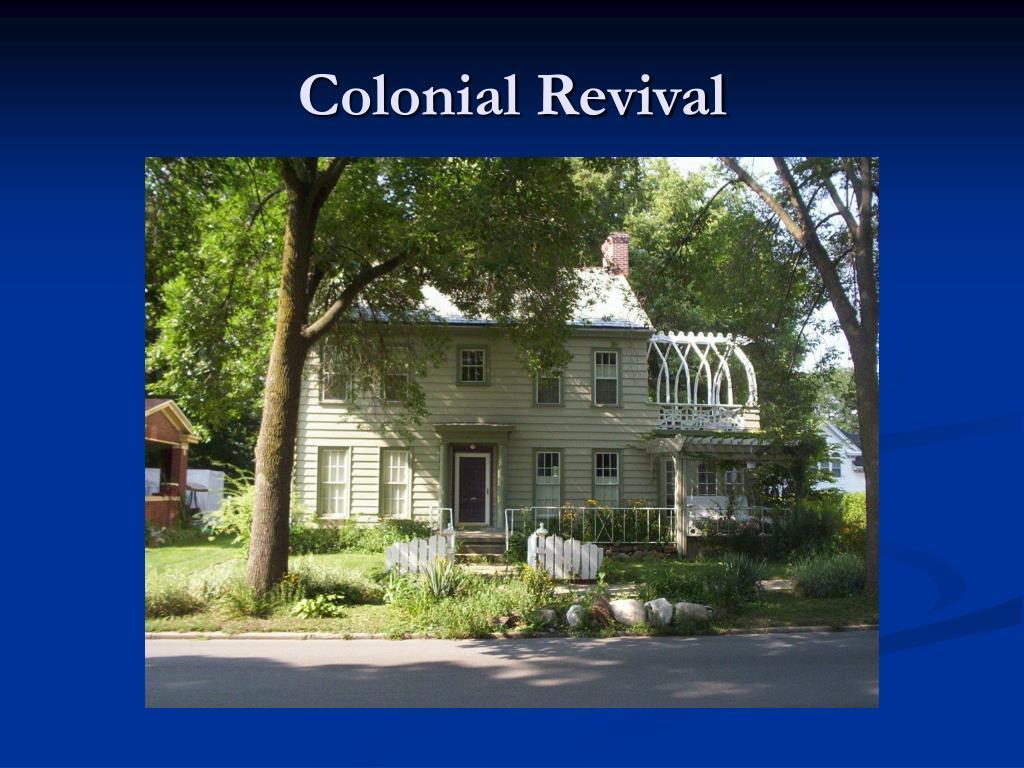 Colonial Revival