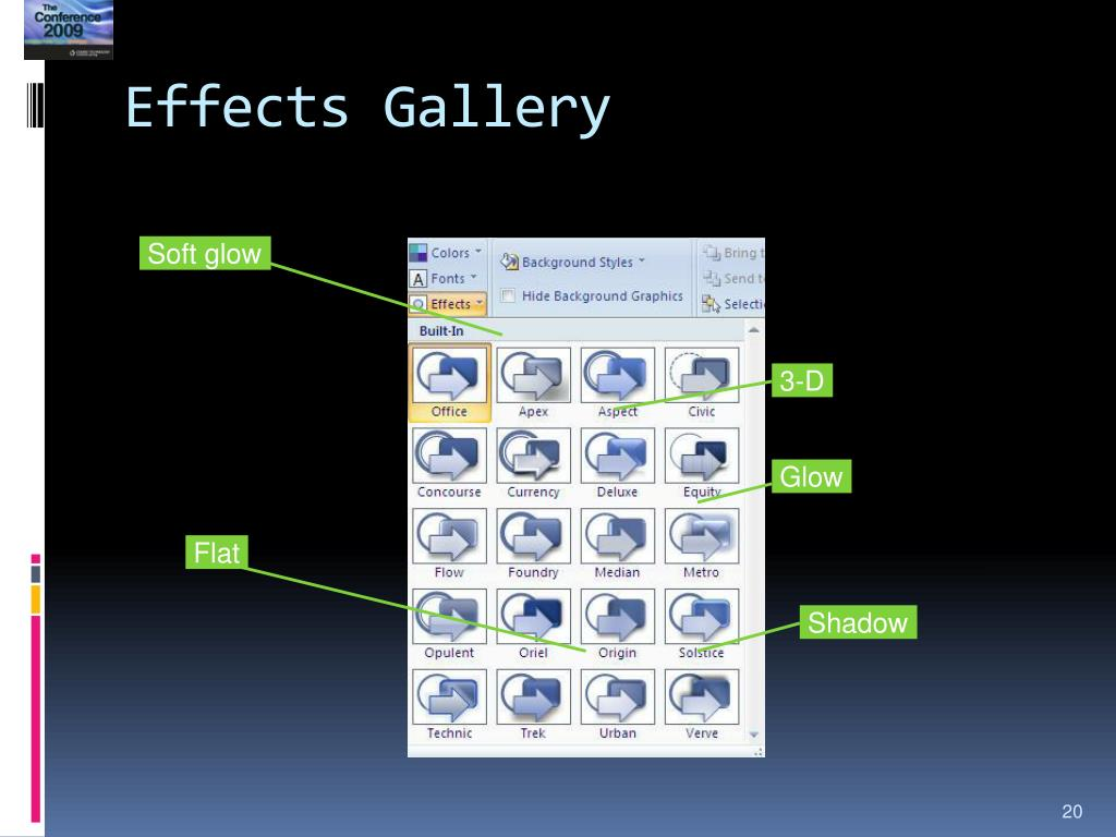 Effects Gallery