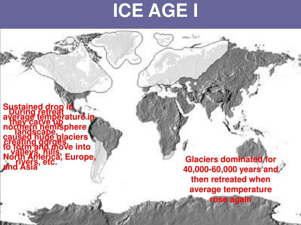 ICE AGE I