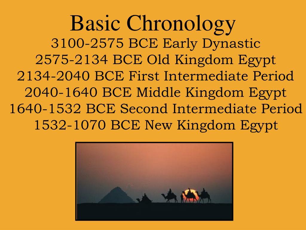 3100-2575 BCE Early Dynastic