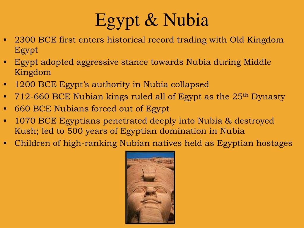 Egypt & Nubia