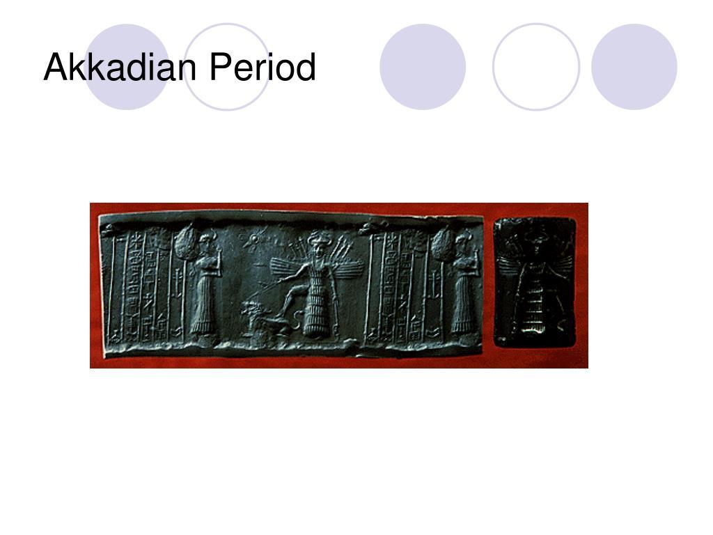 Akkadian Period