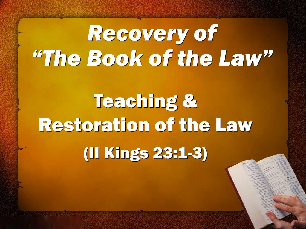 Recovery of