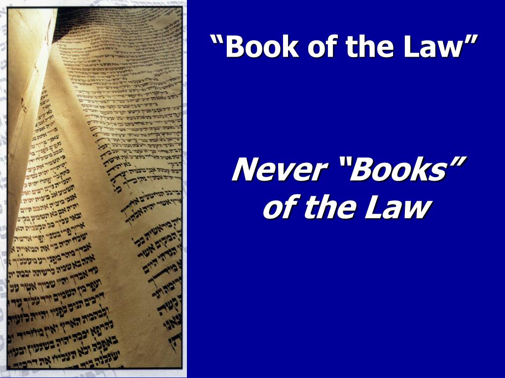 """""""Book of the Law"""""""