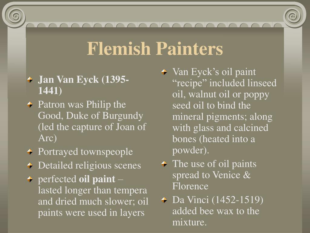 Jan Van Eyck (1395-1441)