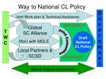 way to national cl policy20
